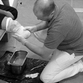 tworzenie protezy