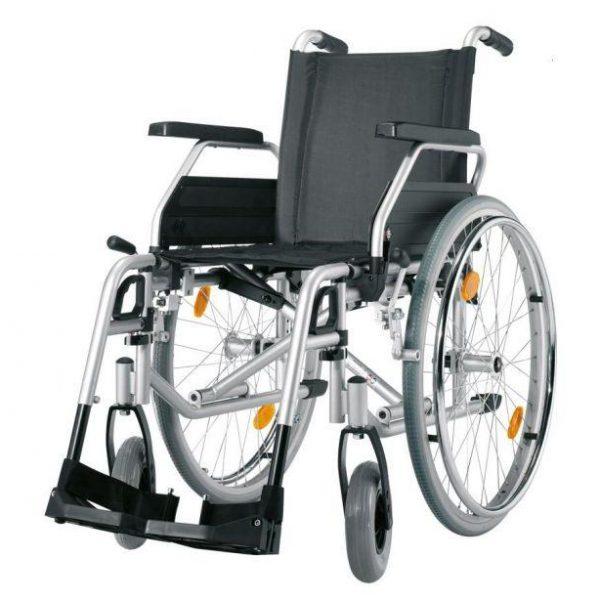 Wózek inwalidzki lekki S-eco 300 (bischoff)