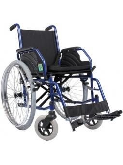 Wózek inwalidzki stalowy ręczny VCWK43L (mdh)