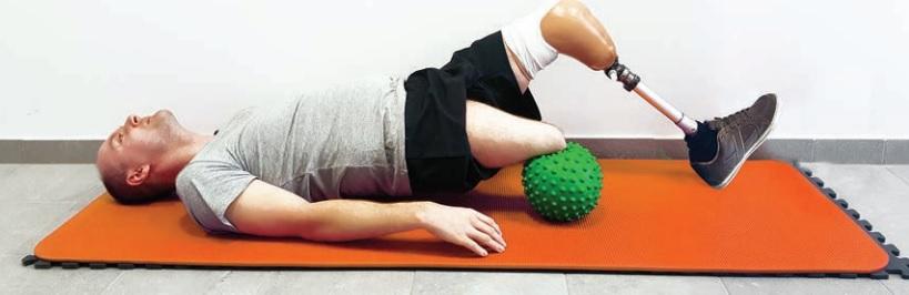 cwiczenia po amputacji na poziomie uda